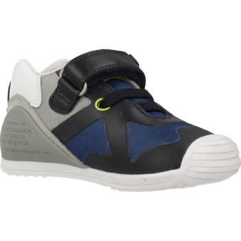 Schoenen Jongens Lage sneakers Biomecanics 202153 Blauw