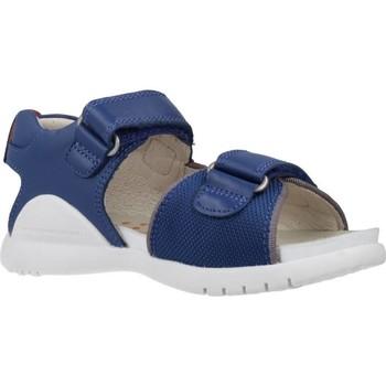 Schoenen Jongens Sandalen / Open schoenen Biomecanics 202181 Blauw