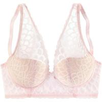 Ondergoed Dames Gewatteerde Lascana Push-up bh Camilla roze Lichtroze
