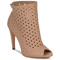 Schoenen Dames Low boots Bourne RITA Nude