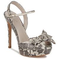 Schoenen Dames Sandalen / Open schoenen Bourne MOLLIE Grijs