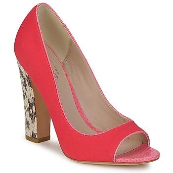 Schoenen Dames pumps Bourne FRANCESCA Koraal