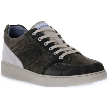 Schoenen Heren Lage sneakers Nero Giardini NERO GIARDINI 503 COLORADO BOSCO Verde