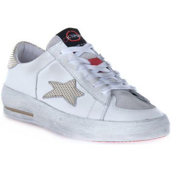 Schoenen Dames Lage sneakers Ishikawa OKINAWA BASKET Bianco