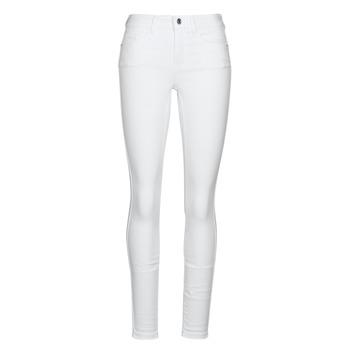 Textiel Dames Skinny jeans Vero Moda VMSEVEN Wit