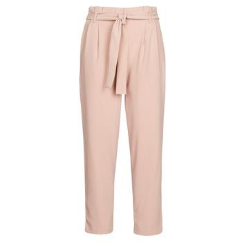 Textiel Dames 5 zakken broeken Betty London MOUDI Roze