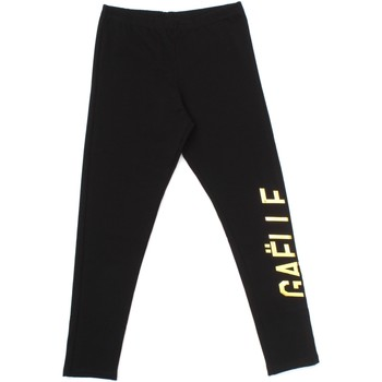 Textiel Meisjes Leggings GaËlle Paris 2746P0167 Black
