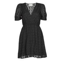 Textiel Dames Korte jurken Moony Mood ACTINE Zwart