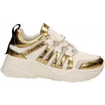 Schoenen Dames Lage sneakers Tosca Blu ORTENSIA 00o-bianco-oro