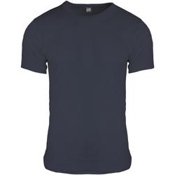 Textiel Heren T-shirts korte mouwen Floso  Houtskool