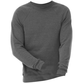 Textiel Sweaters / Sweatshirts Bella + Canvas CA3901 Grijze Triblend