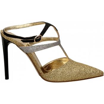 Schoenen Dames pumps Ororo GLITTER nero