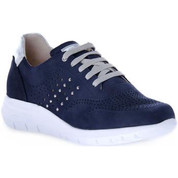 Schoenen Dames Lage sneakers Grunland BLU CALL Blu