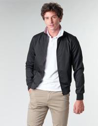 Textiel Heren Wind jackets Casual Attitude NEPPIE Zwart