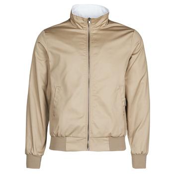 Textiel Heren Wind jackets Casual Attitude NEPPIE Beige
