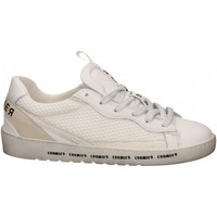 Schoenen Dames Lage sneakers Cromier TECNO NAPPA bianco