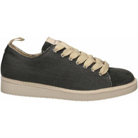 Schoenen Heren Lage sneakers Panchic LOW CUT CANVAS-SUEDE shark-l-frost