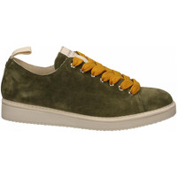 Schoenen Heren Lage sneakers Panchic LOW CUT SUEDE bamboo-l-soleil