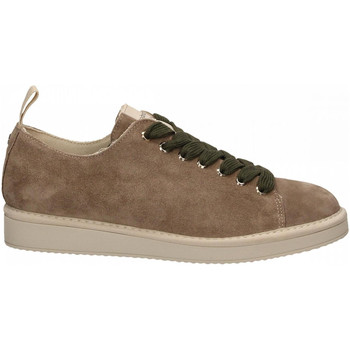 Schoenen Heren Lage sneakers Panchic LOW CUT SUEDE earth-caribou