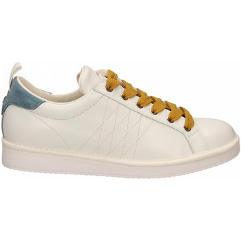 Schoenen Heren Lage sneakers Panchic LOW CUT LEATHER FULL GRAIN white-niagara