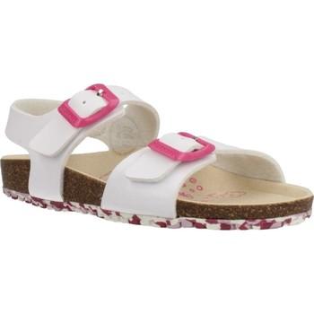 Schoenen Meisjes Sandalen / Open schoenen Garvalin 202663 Wit