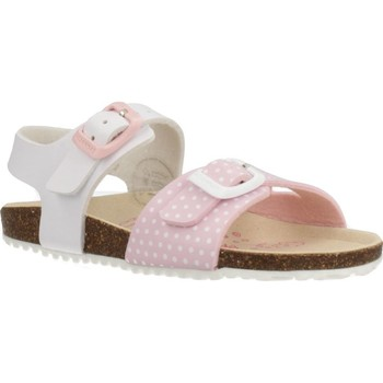 Schoenen Meisjes Sandalen / Open schoenen Garvalin 202665 Wit