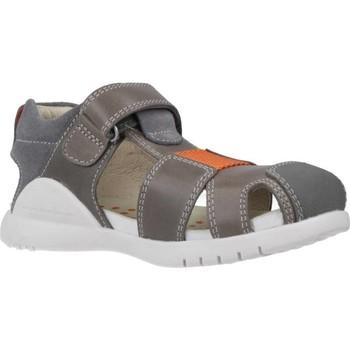Schoenen Jongens Sandalen / Open schoenen Biomecanics 202186 Grijs