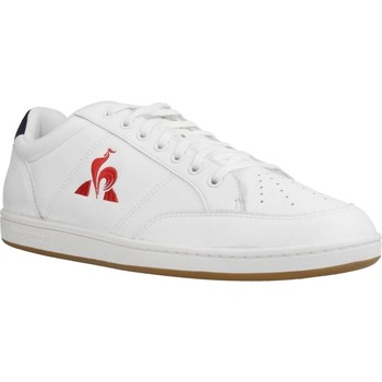 Schoenen Heren Lage sneakers Le Coq Sportif COURT CLAY BOLD optical whi Wit