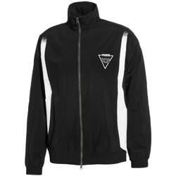 Textiel Heren Trainings jassen Puma  Zwart