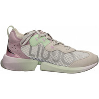 Schoenen Dames Sneakers Liu Jo Sport Shoes YULIA 04 s1028-grey-lilac