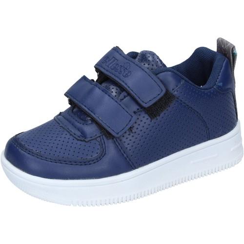 Schoenen Jongens Lage sneakers Ellesse BN661 Blauw