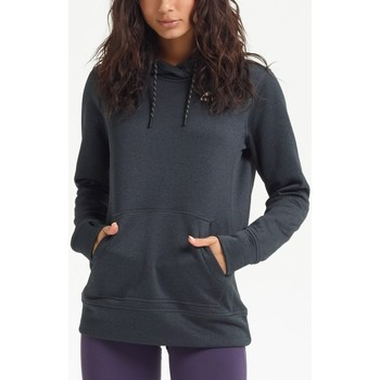 Textiel Dames Sweaters / Sweatshirts Burton Women's Oak PO Hoodie True Black Heather