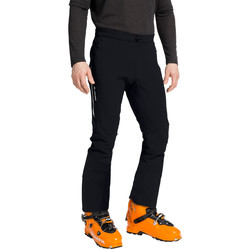 Textiel Heren Trainingsbroeken Vaude Me Larice Light Pants II Black