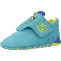 Schoenen Jongens Hoge sneakers New Balance CC574 Blauw