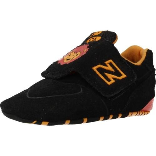Schoenen Jongens Hoge sneakers New Balance CC574 ZOL Zwart