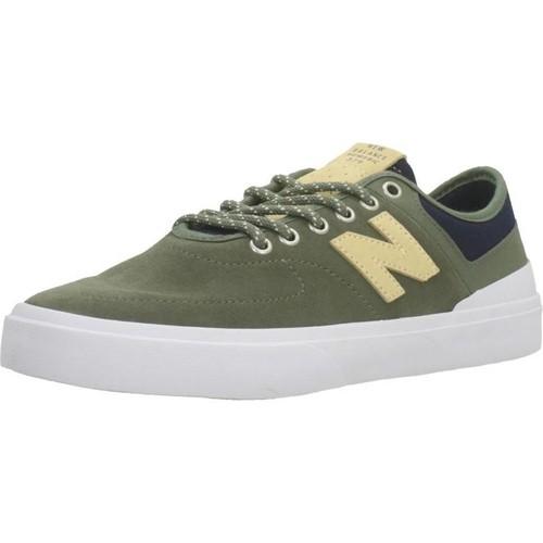 Schoenen Heren Lage sneakers New Balance NM379 GNB Groen