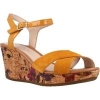 Schoenen Dames Sandalen / Open schoenen Stonefly MARLENE II 5 VEL PAT Bruin
