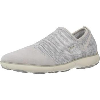 Schoenen Dames Sneakers Geox D NEBULA B Grijs