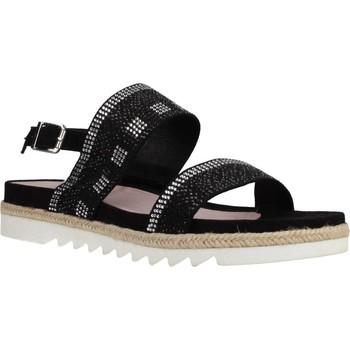 Schoenen Dames Sandalen / Open schoenen Stonefly AVRIL 3(334-10)GOA S Zwart