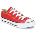 Schoenen Kinderen Lage sneakers Converse CHUCK TAYLOR ALL STAR CORE OX Rood