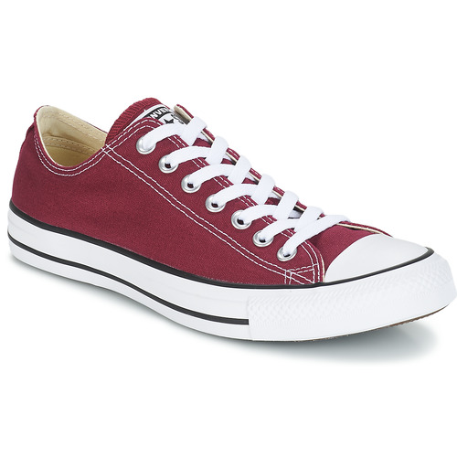 Schoenen Lage sneakers Converse CHUCK TAYLOR ALL STAR CORE OX Bordeau