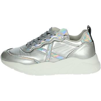 Schoenen Dames Lage sneakers Munich 8770022 Silver