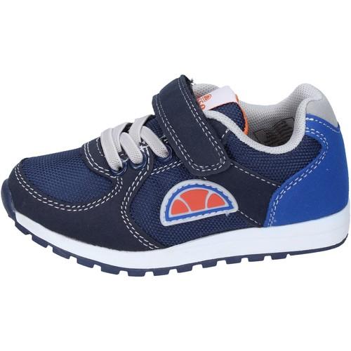 Schoenen Jongens Lage sneakers Ellesse BN663 Blauw