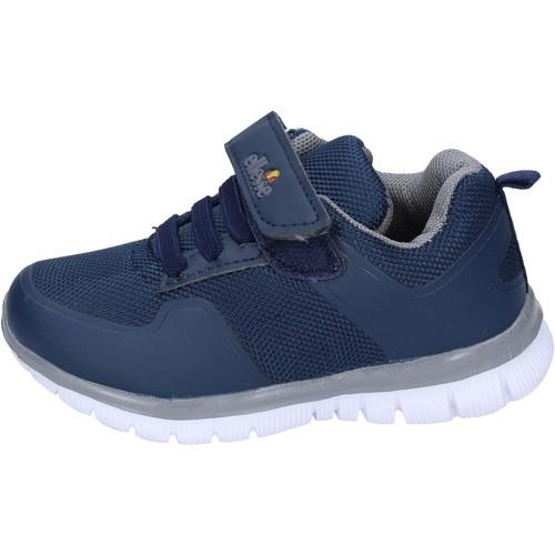 Schoenen Jongens Lage sneakers Ellesse BN665 Blauw