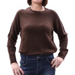 Textiel Dames Truien Jacqueline De Yong  Bruin