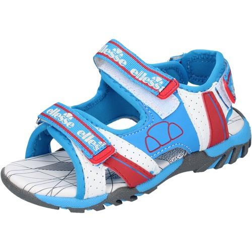 Schoenen Jongens Sandalen / Open schoenen Ellesse BN675 Blauw