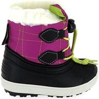Schoenen Snowboots Elementerre Appleton BB Rose Vert Roze
