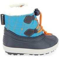 Schoenen Snowboots Elementerre Appleton BB Turquoise Blauw