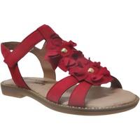 Schoenen Dames Sandalen / Open schoenen Remonte Dorndorf D3658 Rood