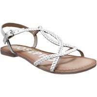 Schoenen Dames Sandalen / Open schoenen Gioseppo Ossian Wit leer